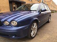 Jaguar x type 2.0 diesel sports premium 2005