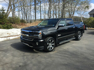 2016 Chevrolet Silverado 1500 High Country Pickup Truck