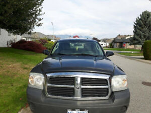 2007 dodge Dakota club cab 4x4 Automatic
