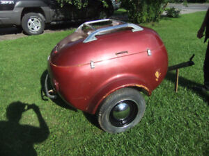 Motorcycle/Small Car Cargo Trailer - NEW PRICE -$550.00