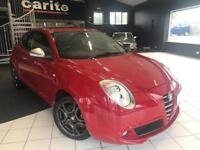 Alfa Romeo Mito T Veloce Hatchback 1.4 Manual Petrol
