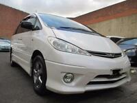2005 Toyota previa Estima Aeras G Edition 8 seater Both Electric Doors