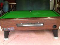 Sams Billiards Pool Table