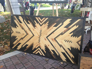 Wooden Wall Art/Coffee Table Top Kitchener / Waterloo Kitchener Area image 2