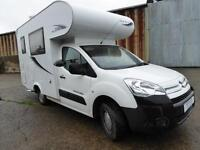 Nu Venture 2 berth end kitchen front lounge campervan for sale Ref 12024