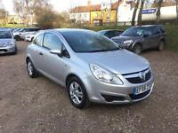 2010 Vauxhall Corsa 1.3 CDTi ecoFLEX 16v Active 3dr