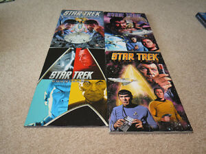 Star Trek Graphic Novels Lot 4 - Year Four Mirror Images