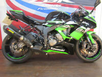 Kawasaki ZX6R KRT PERFORMANCE EDITION, AKRAPOVIC EXHAUST