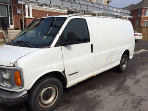 2002 GMC Savana 2500 Minivan, Van - PERFECT RUNNING CONDITION