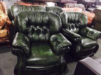 Stunning Chesterfield 3 11 sofa set