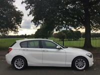 2012 62 BMW 1 SERIES 1.6 116D EFFICIENTDYNAMICS 5D 114 BHP DIESEL