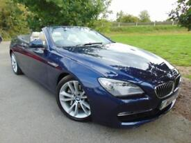 2011 BMW 6 Series 640i SE 2dr Auto Adaptive Drive! Heads Up! 2 door Converti...