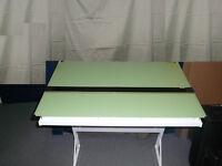TABLE À DESSIN INDUSTRIEL 30 x 42 Tech-Mate Pico Design