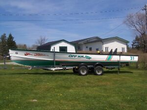 Raceboat for sale