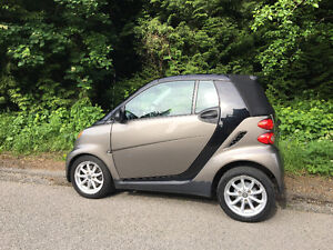 2010 Smart Fortwo Convertible