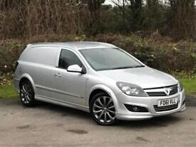 Vauxhall Astravan 1.7 CDTi 16v Sportive Panel Van 3dr DIESEL MANUAL 2012/61