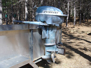 ANTIQUE EVINRUDE MOTOR FOR SALE