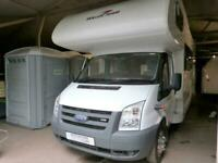 Roller Team Auto Roller 600G rear garage 6 berth coachbuilt motorhome for sale