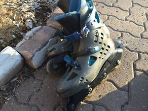 Roller blades retro 90s style size 10/11