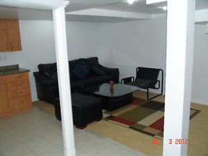 BASMENT FOR RENT