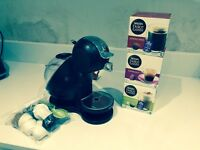 Dolce gusto melody coffee machine very good condition ideal birthday or Christmas present !!!