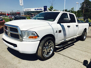 2011 DODGE RAM 2500 CREWCAB CUMMINS DIESEL HARD TO FIND LONG BOX