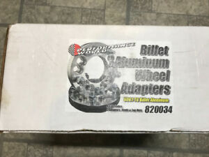 2 inch Ford F-350 Dually (8-200) Rear wheel spacers