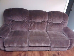 Lazyboy couch and chair