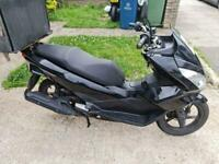 Honda pcx auto twist and go very low mileage moped motorcycle scooter only 1499