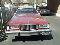 1984 Mercury Grand Marquis AS IS $5,500 OBO