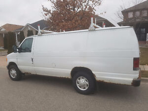 2007 Ford Other Commercial Minivan, Van