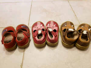 Live and Luca toddler shoes