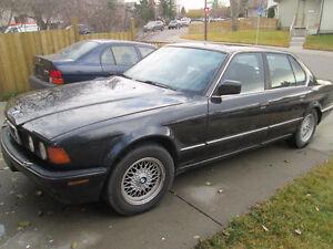 Classic V8,1994 BMW 7-Series 740 I Sedan