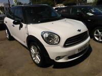 2011 Mini Mini Countryman 1.6TD ALL4 ( Chili ) Cooper D,Fully Equipped/Pan Roof