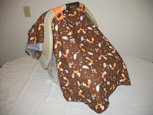 Baby Carseat Canopy $40 each