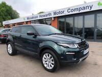 2016 LAND ROVER RANGE ROVER EVOQUE 2.0 ED4 SE TECH 3 DOOR MANUAL