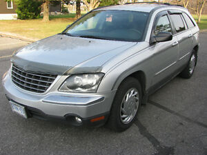2004 Chrysler Pacifica SUV, Crossover 6 SEATS E-TESTED SAFETY