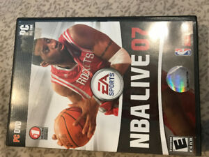 NBA Live 07 for PC