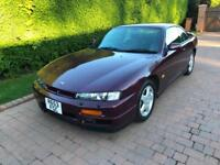 Nissan 200SX S14a Touring 2.0 SR20DET Manual *87,700 Miles* *1 Owner From New!*