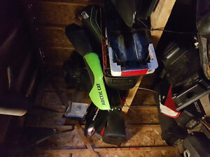 Various seats for Ski doo , artic cat , ploaris ,yamaha