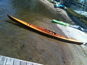 Cedarstrip 19 ' Expedition Kayak for Sale
