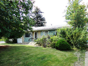 Sherwood Park bungalow with double garage for rent Strathcona County Edmonton Area image 1