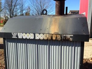 Out door wood furnace Kitchener / Waterloo Kitchener Area image 4