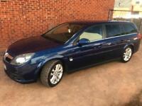 2006/56 Vauxhall Vectra 1.9CDTi 16v ( 150ps ) ( Nav ) ( Exterior pk ) SRi