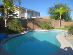 LUXURY 4BRM PRIVATE HEATED POOL, MARICOPA, PHOENIX, AZ.