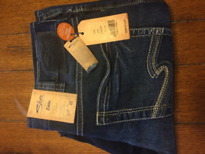 Brand new Silver Jeans size 36