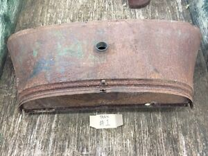 1928-1929 Model A Ford Gas Tank/Cowl #1of2