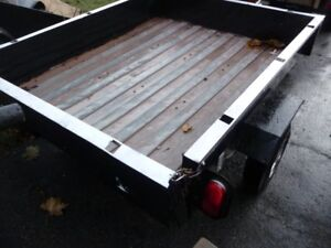 NICE SMALLER TRAILER GREAT FOR SMALL CAR OR ATV
