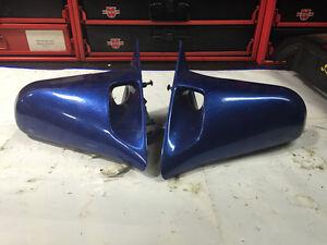 mazda rx7 side mirrors turbo