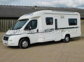 Bessacarr E560, 2011, 4 Berth, Rear Fixed Bed, Fiat 2.3TD, One Owner, 16k Miles!